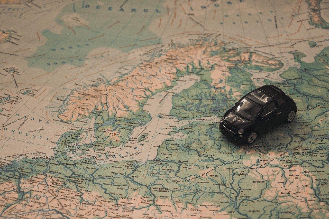 Rutas turísticas